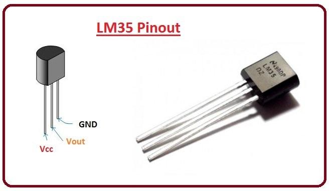 cảm biến nhiệt độ lm35