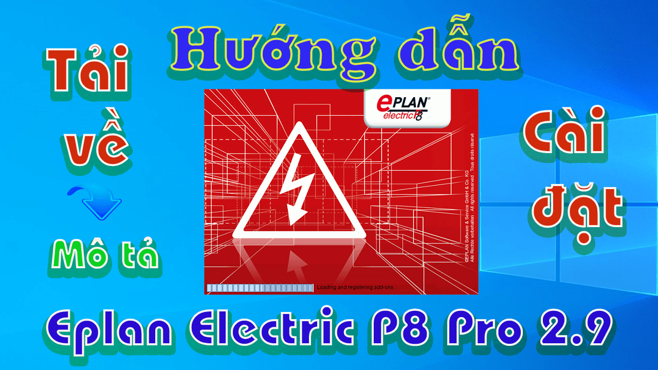 Eplan-electric-pro-p8-2.9-huong-dan-tai-cai-dat-phan-mem-thiêt-ke-tu-dien